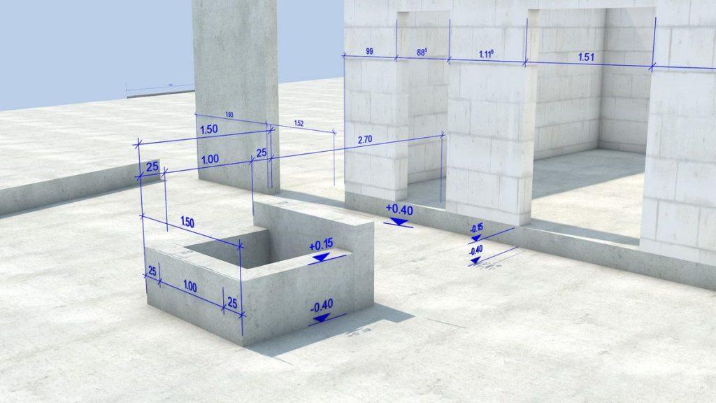 Allplan 3D kote